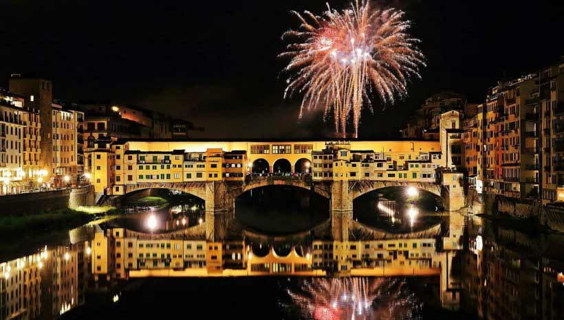 New Year's Eve in Florence at Boccanegra Restaruant