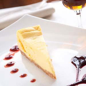 Desserts - Light Lunch at Boccanegra Florence