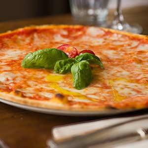 Pizza Carta - la speciale pizza fiorentina degli anni 80