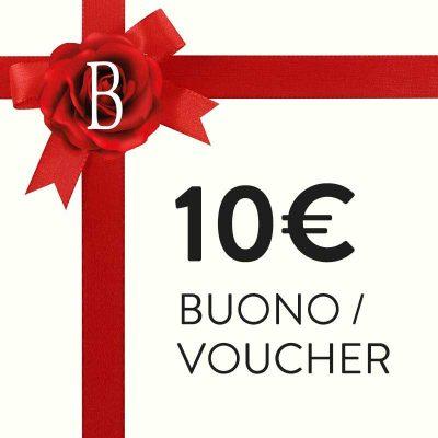 Buono regalo per il valore di 10 Euro al Ristorante Boccanegra di Firenze
