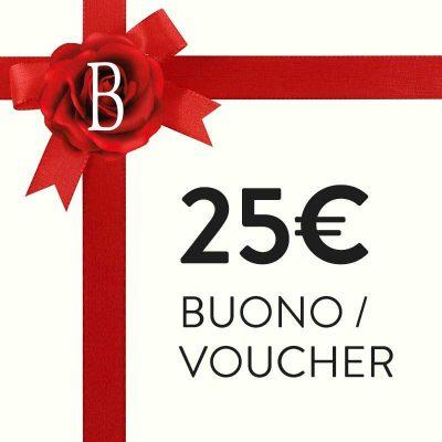 Buono regalo per 25 euro valido al Ristorante Boccanegra di Firenze
