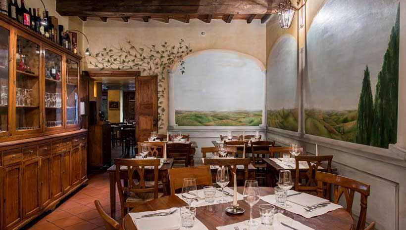La storia del ristorante Boccanegra con i fratelli Angelini