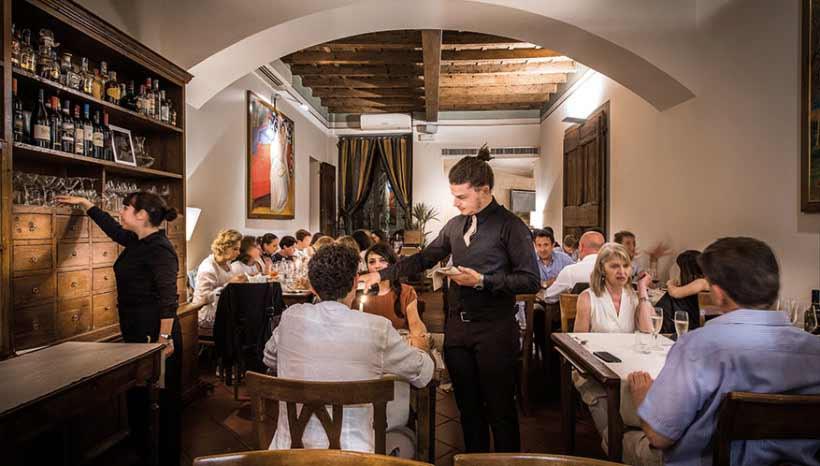 Tre locali particolari in centro a Firenze