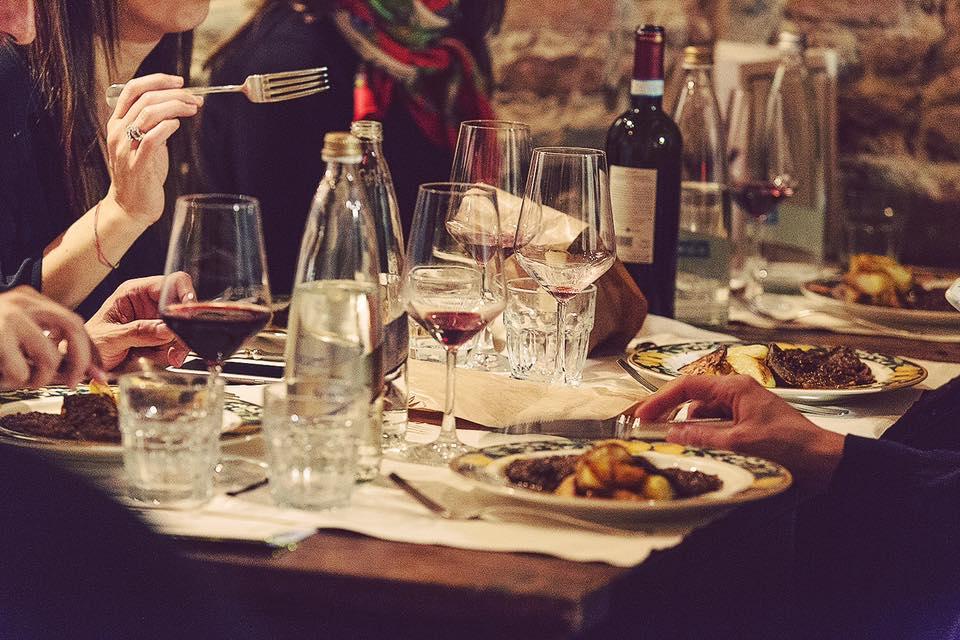 Osteria Boccanegra, nel cuore di Firenze si parla come si mangia