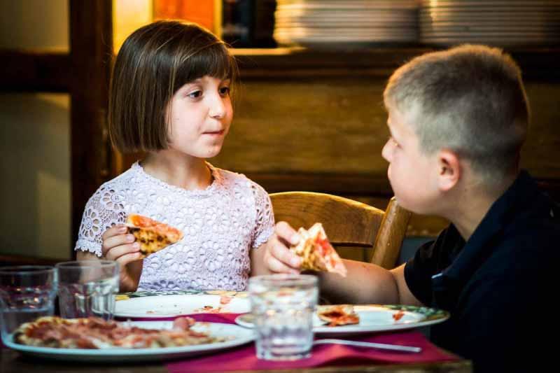 Famiglie con Bambini al Boccanegra di Firenze
