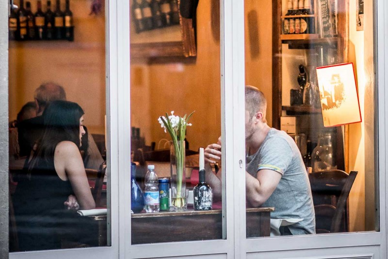 Pranzare a Firenze: dal lunedì al sabato il Boccanegra di Firenze è sempre aperto per pranzo.