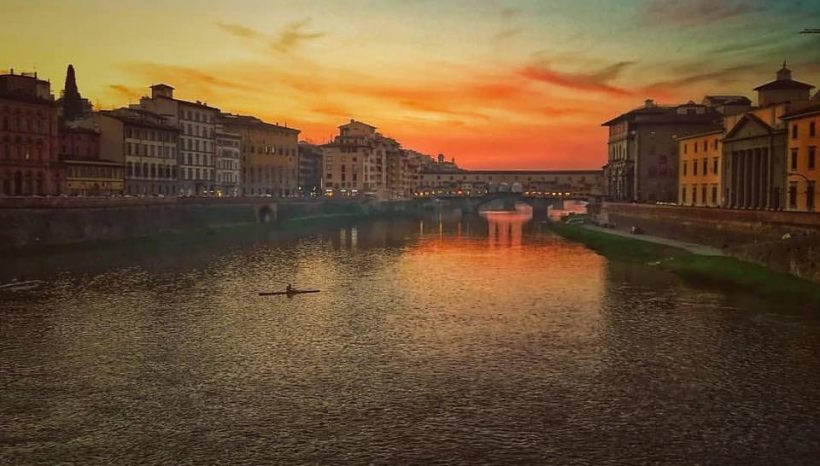 Un weekend romantico a Firenze – primo giorno