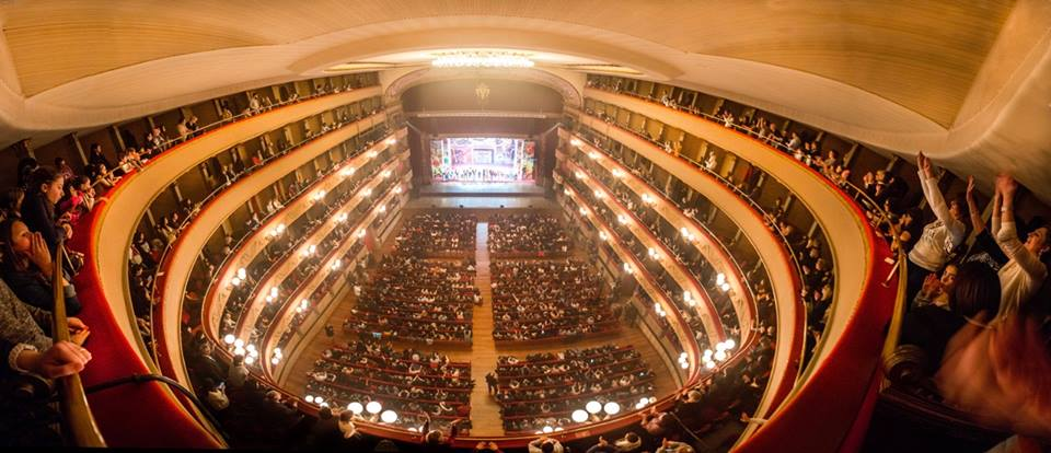 Il Teatro Verdi di Firenze